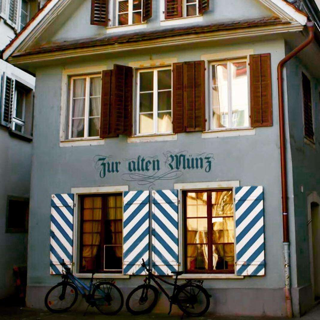 Raclette In Der Taverne Zur Alten Münz City Vereinigung Luzern